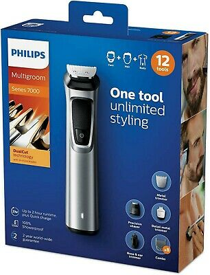 Philips Series (7000) Multigroom - 12-in-1 Grooming Kit,(MG7710)