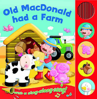 Old Macdonald (Sound Boards) (Whizzy Winders) Board book