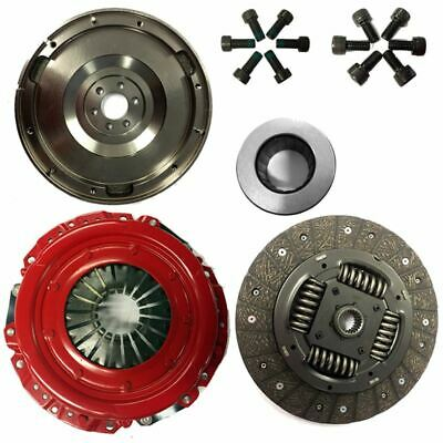 L+B Flywheel And Carbon Nitride Clutch For A Audi A4 Estate 2.0