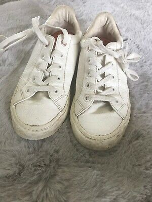 Marks And Spencer Trainers Pumps Girls Size 2