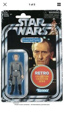 STAR WARS RETRO GRAND MOFF TARKIN FIGURE Last One!!!!