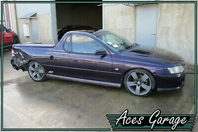 HOLDEN COMMODORE Vu Vy Vz Ute Rear Spring 25 Mls Lowered