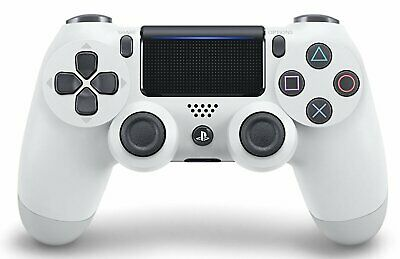 Sony Ps4 Playstation 4 Controller Dualshock 4 Glacial White Jtk-4948872414340