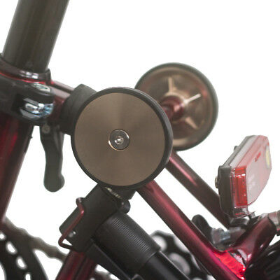 Aluminium Hook For BROMPTON Lightweight Champagne Raw Lacquer Rose Gold