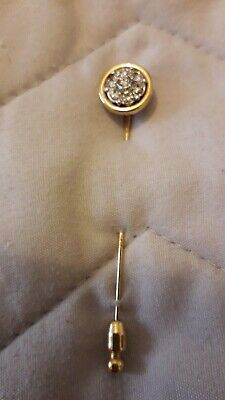 ATTWOOD AND SAWYER gem set tie pin