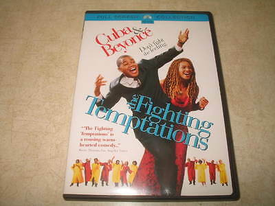 The Fighting Temptations (DVD, 2004, Full Screen) - English / French