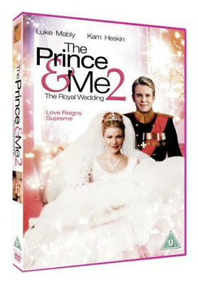 The Prince And Me 2 DVD (2008) Kam Heskin
