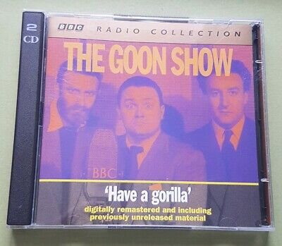 The Goon Show - Have a Gorilla - 2 CD Audiobook