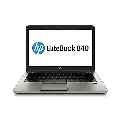 HP EliteBook 840 G1 Laptop Computer i5 1.90 GHz 8GB ram 128GB SSD Windows 10