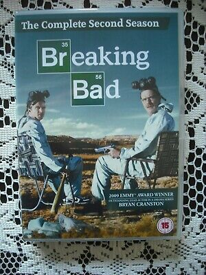 [DVD] Breaking Bad: The Complete Second Season
