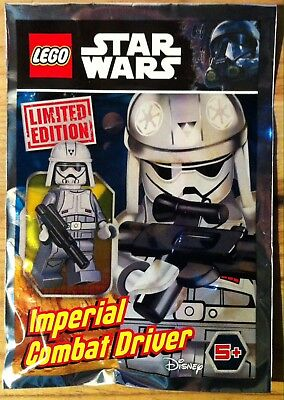 Polybag Lego Star Wars - IMPERIAL COMBAT DRIVER