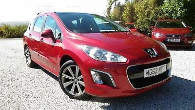 Peugeot 308 SW 1.6e-HDi ( s/s ) 2012MY Active