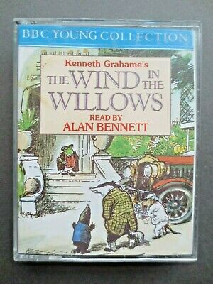 AUDIO BOOK The Wind in the Willows Read by Alan Bennett BBC RADIO Cassette