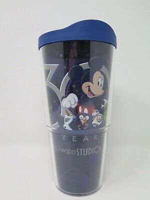 Disney Hollywood Studios 30th Anniversary Tervis Tumbler Mickey Mouse Cup Parks
