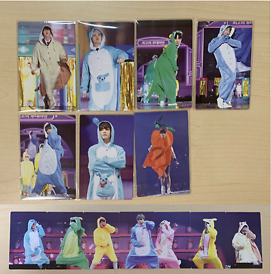 Official Photocard BTS 4TH MUSTER HAPPY EVER AFTER DVD Jungkook Suga Jimin V Jin