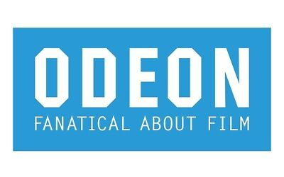Odeon 2 For 1 cinema code Saturday 29th  or Sunday 30th Monday 1st July