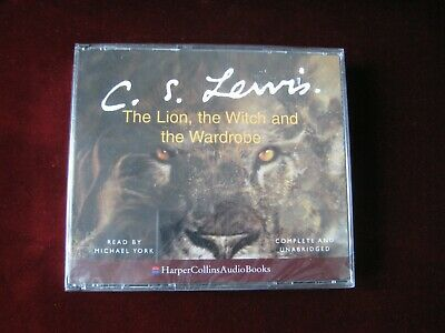 The Lion The Witch And The Wardrobe. C.s. Lewis. Complete 4 Cds Unabridged.