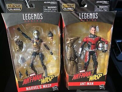 Marvel Legends Avengers Infinity War Wave 2 Ant Man and The Wasp *New*