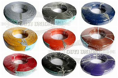 Wire 16AWG 2.4MM Cable Stranded Cord Flexible Strip Hookup UL1007 100Meter