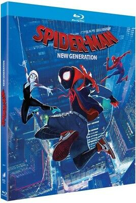 Spider-Man : New Generation - Blu-ray - 117 minutes - Neuf
