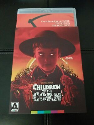 Stephen King's Children Of The Corn Blu-ray with Slipcover Horror Arrow Video