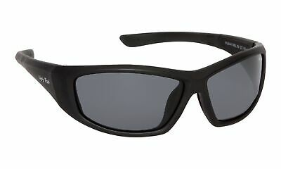 NEW Ugly Fish PU5447 Matt Black Frame Smoke Lens