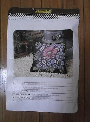 Almost Unworked Tapestry Cushion Kit. Scheepjeswol. Made Holland