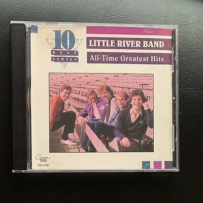 All-Time Greatest Hits, Little River Band CD 1990 Lady, Happy Anniversary, Owls