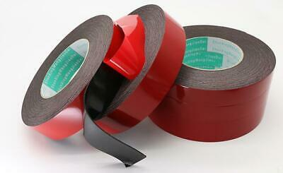 1MM thickness Super Strong Double Faced Adhesive Tape Foam Double Sided Tape