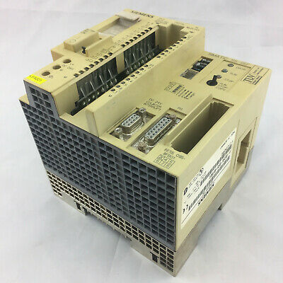 SIEMENS 6ES5 095-8FB01 6ES5095-8FB01 (Various Revisions) 95U Central Unit