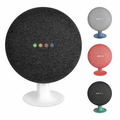 Multiple colour Pedestal Stand Compatible with Google Home Mini Voice Assistant