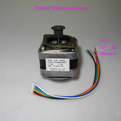 Minebea 2-Phase 4-Wire High Quality Hybrid Stepping Motor 42 Stepper Motor GT