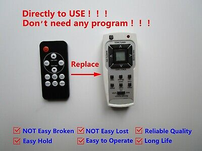 Remote Control For Frigidaire FAM186T2A1 FAM186T2A12 FRA106HT110 Air Conditioner