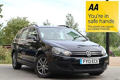 2013 Volkswagen Golf 1.6TDI  DSG SE ESTATE IMPECCABLE FULL SERVICE HISTORY