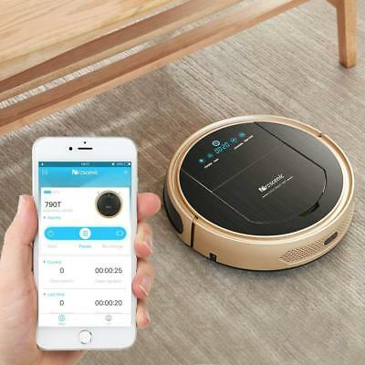 Proscenic 790T Robot Vacuum Cleaner Power Suction with App Control Self-Charging