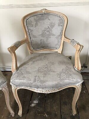 French Louis Style Carver chair