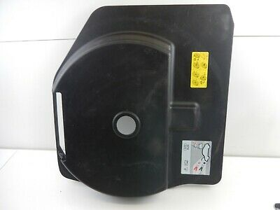 Audi A5 8T 07-11 Rear Boot Spare Wheel Box Battery Cover Panel 8T0012116A