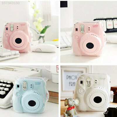 8366 Camera Skin Cover Protective Instax Mini 8 for Transparent Case Bags