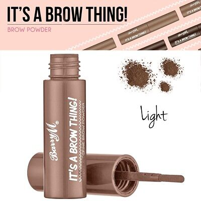 Barry M Cosmetic It's a Brow Thing Shape & Define Super Natural Eye Brow Powder