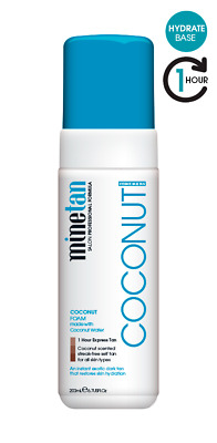 MineTan Coconut Mousse 200 ml