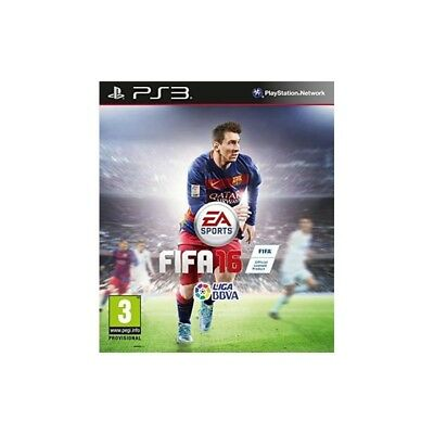 Fifa 16 Ps3 Play Station Nuevo Precintado Castellano