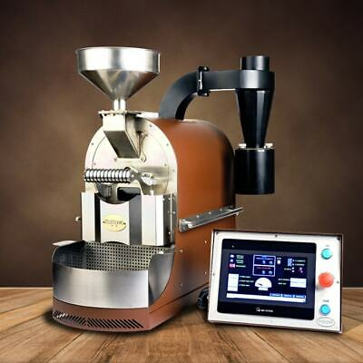 2 KG Coffee Roaster - PLC Automated