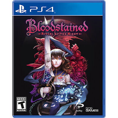 Bloodstained: Ritual of the Night PS4 [Brand New]