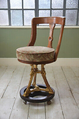 Antique 19th Century Ships Chair CAN DELIVER