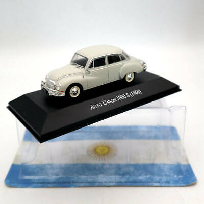 IXO Altaya Auto Union 1000 S 1960 1/43 Diecast Models Limited Edition Collection