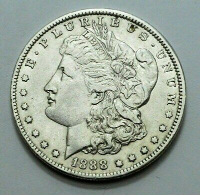 1888-O Morgan Silver Dollar KEY DATE , RARE US Silver Coin , NO RESERVE  !