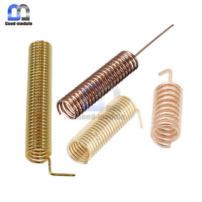 2/5/10PCS 315/433/868/915/470Mhz Helical Antenna HPD215T for Remote Contorl