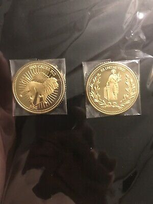 John Wick Continental Hotel Gold Coin Replica HIGHEST Movie ACCURATE Detail Prop