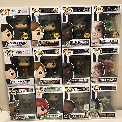 ❓Funko Pop Mystery Lot/Box CHASE EXCLUSIVE!