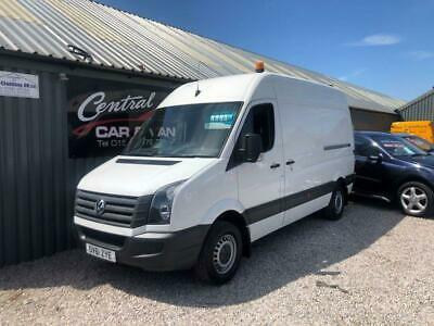 Volkswagen Crafter 2.0 Cr35 Tdi Mwb Low Mileage M/R Finance  Partx Welcome